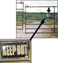 «Адское ранчо» - ворота в иной мир