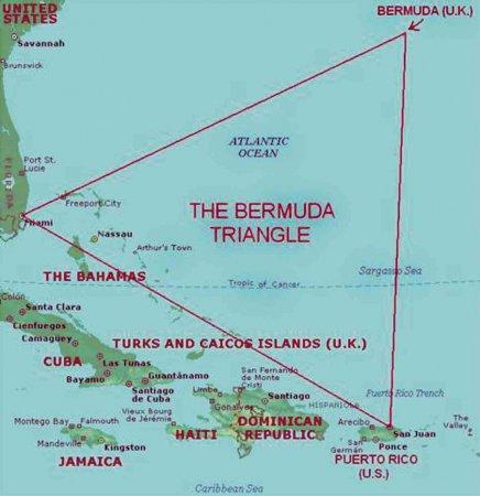 Смертоносный Бермудский треугольник